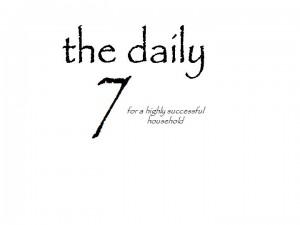 daily 7 logo