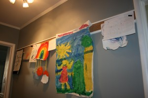 Managing Kid Art