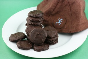 samoa girl scout cookies thin mints homemade thin mints girl scout ...